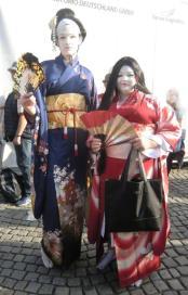 Japan-Tag, Japan Day, 日本デー, Düsseldorf, 2016, cosplay, kimono, traditional, German, Deutschland, ドイツ, Japan, 日本