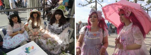 Japan-Tag, Japan Day, 日本デー, Nihon Day, Düsseldorf, 2016, Japanese Street Fashion, Lolita, German, Deutschland, ドイツ, Japan, 日本