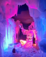 Karls Erlebnisdorf, Karl's Erlebnishof, Karl's adventure farm, Eisausstellung, ice exhibition, Eiszeit, Elstal, ice sculpture, Germany, Deutschland, ドイツ, trip, Ausflug