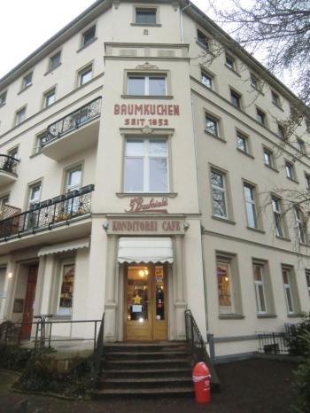 Konditorei Buchwald, German confectionery shop, Berlin, Baumkuchenmanufaktur, baumkuchen manufactory, Baumkuchen, tree cake, バウムクーヘン, German cake, deutscher Kuchen, deutsches Gebäck, German baked goods, ドイツ