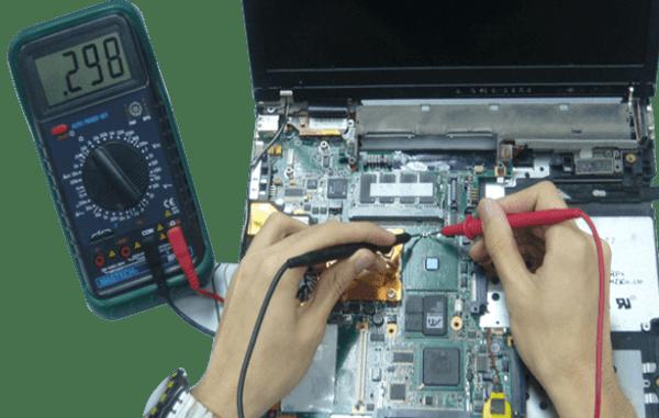 Reparo e manutenção de Notebook