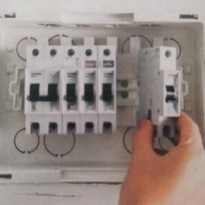 Componentes da Instalação Elétrica da Residência – QUADRO DE LUZ