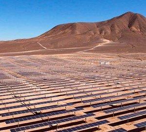 Fazenda solar no deserto do Atacama irá gerar 340 GWh de Energia por ano no Chile
