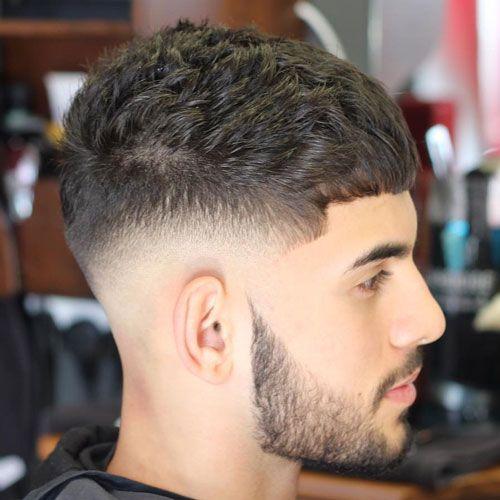 ¿a quién le sienta buen el low fade? cortes de cabello para hombres corte con textura ...