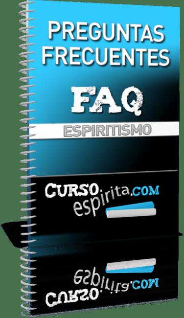 Imagen Preguntas Frecuentes de Espiritismo