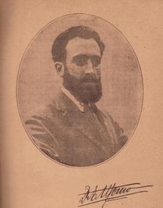 El Dr. Alfonso Eduardo