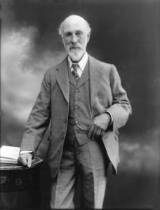 Fotografía de Sir William Barret