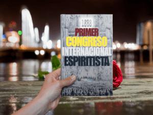 Imagen del libro del I Congreso Internacional Espiritista