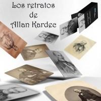 Los retratos de Allan Kardec