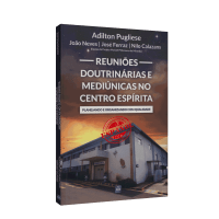 Reuniones Doctrinarias y Mediúmnicas en el Centro Espírita