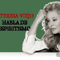 Teresa Viejo habla de Espiritismo