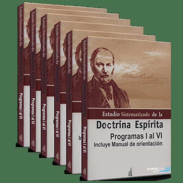 Estudio Sistematizado de la Doctrina Espírita
