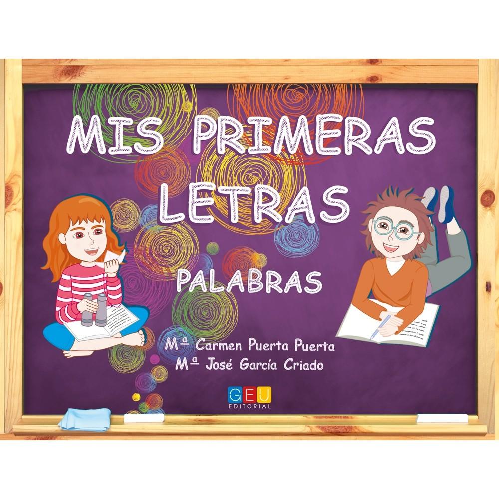 ★ MIS PRIMERAS LETRAS: PALABRAS