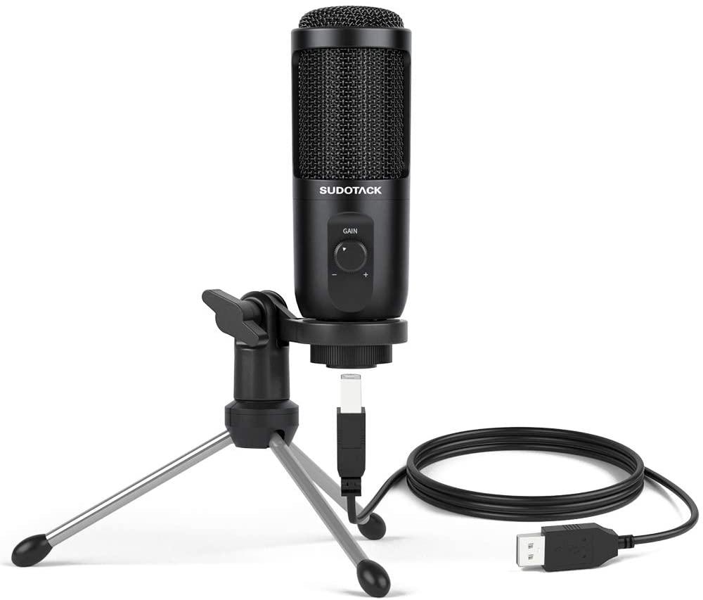 Microfono usb per Pc Streaming