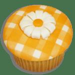 Curso Como Decorar Cupcakes - Tecnica Gingham por Rosa Quintero