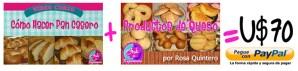 Cursos Pan Casero y Productos de Queso con Descuento - Rosa Quintero