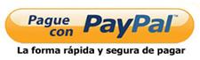 Pague con Paypal