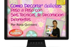 Imagen Curso Como Hacer Tortas por Rosa Quintero