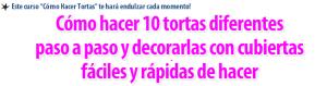 Titular Carta Ventas DVD Tortas por Rosa Quintero
