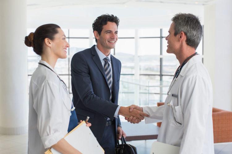 Cursos de visitador médico