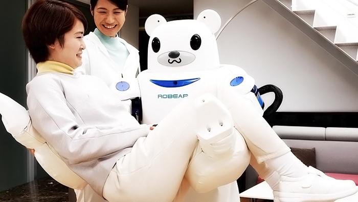 En Oriente se defiende una visión asistencial y sanitaria de los robots.