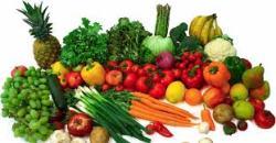 Contenido del curo online de preparación de frutas y verduras