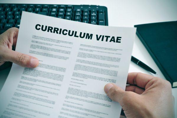 Modelos De Curriculum Vitae 2019 Para Baixar