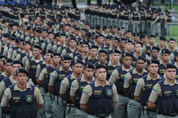Concurso Polícia Militar PE 2016 (imagem ilustrativa)