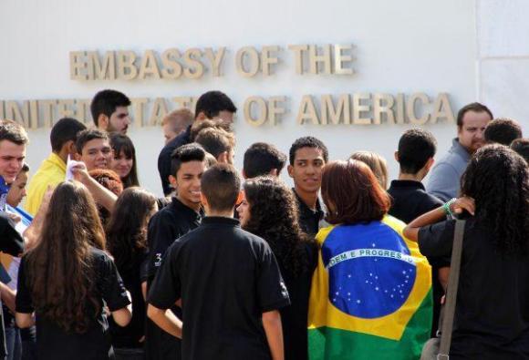 Programa Jovens Embaixadores 2017 (imagem ilustrativa)