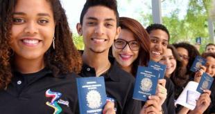 Cursos e Empregos ghjklç Programa Jovens Embaixadores 2017