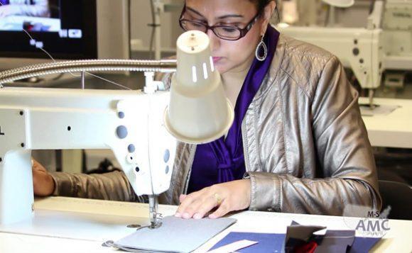 Senai curso técnico Costura Industrial gratuito 2017 (imagem ilustrativa)
