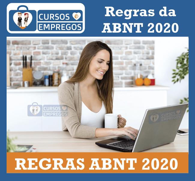 Regras da ABNT - Como Elaborar Trabalhos Acadêmicos 2020