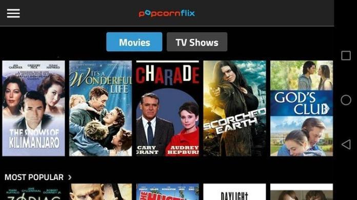 Aplicativos igual Netflix totalmente gratuitos