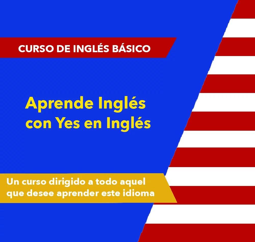 Curso de Ingles Básico