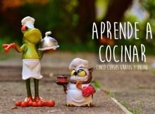 cinco cursos gratis para aprender a cocinar