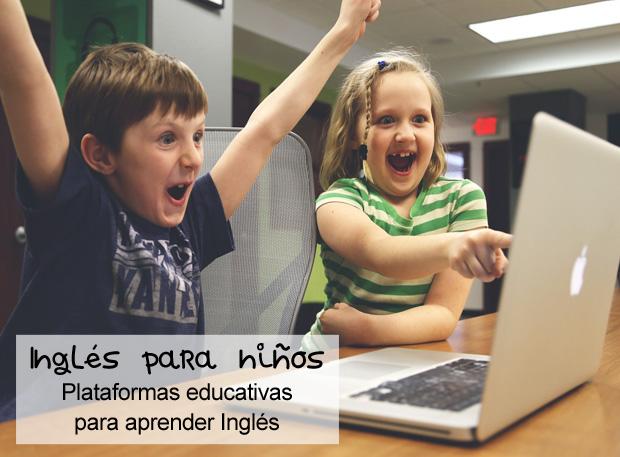 Inglés para niños: juegos online para aprender