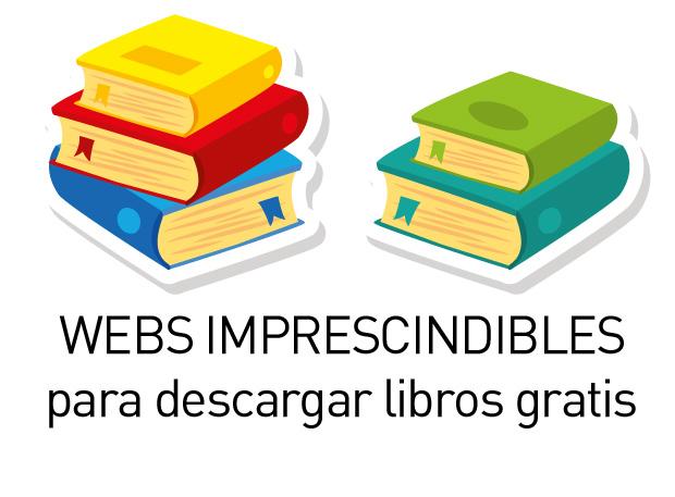 Accede a las mejores webs para descargar libros gratis en formato pdf