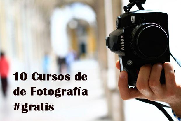 curso de fotografía: diez cursos gratis