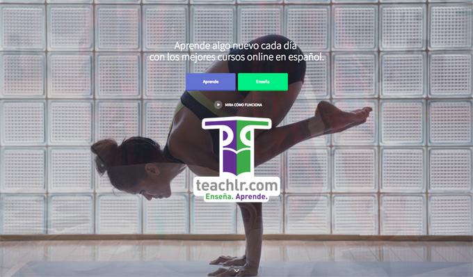 accede a los más de 70 cursos gratis Teachlr
