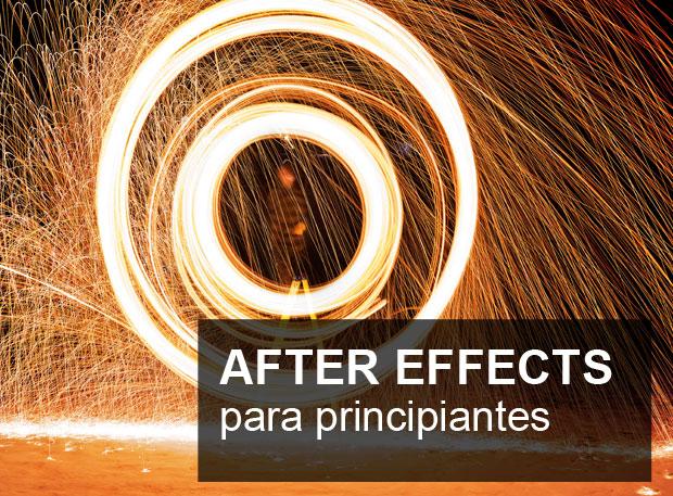After Effects online para aprender los conceptos básicos de la animación