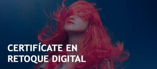 Certificate en retoque digital