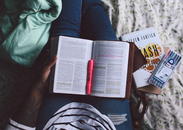 puedes mejorar la cantidad de palabras que lees por minuto