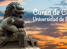 curso gratis de chino ofrecido por la Universidad de Pekin