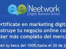 master gratuito en Marketing Digital