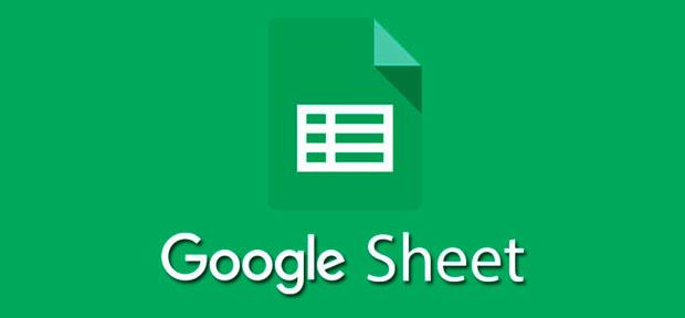 Plantillas hojas de cálculo de Google