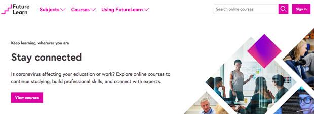 cursos gratis de FutureLearn