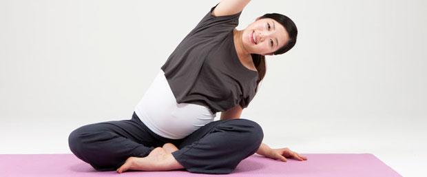 curso de Yoga para embarazadas gratis