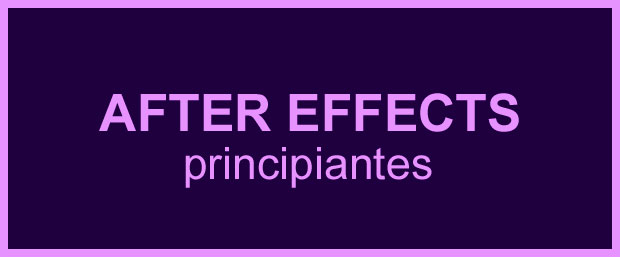 After Effects para principiantes