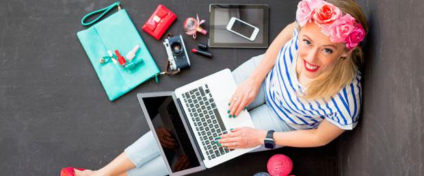 curso para ser un blogger con Steemit