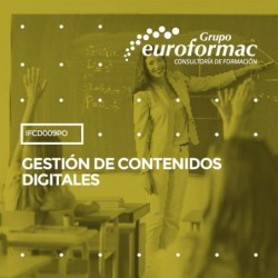 IFCD009PO - GESTIÓN DE CONTENIDOS DIGITALES--ONLINE  60 horas